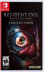 Resident Evil Revelations Collection - Seminovo - Nintendo Switch