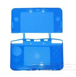 Capa de Silicone para Console 3DS