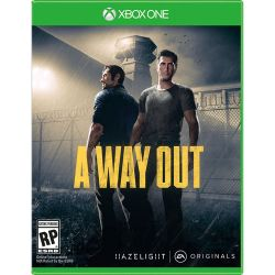 A Way Out - Seminovo - Xbox One