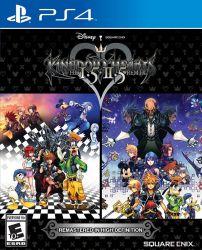 Kingdom Hearts HD 1.5 + 2.5 ReMIX - Seminovo - PS4