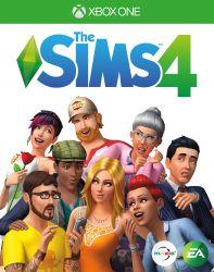 The Sims 4 - Seminovo - Xbox One