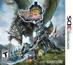 Monster Hunter 3: Ultimate - Nintendo 3DS