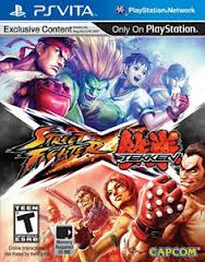 Street vs Tekken - PSVITA