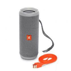 Caixa de Som JBL Flip 4 - Cinza