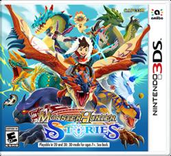 Monster Hunter Stories - Seminovo - Nintendo 3DS