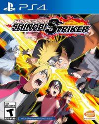 Naruto to Boruto: Shinobi Striker - Seminovo - PS4