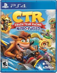 Crash™ Team Racing Nitro-Fueled - PS4