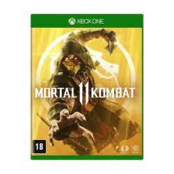 Mortal Kombat 11 - Seminovo - Xbox One