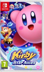 Kirby Star Allies - Seminovo - Nintendo Switch