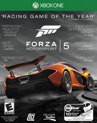 Forza Motorsport 5 - Game of the Year Edition - Seminovo - Xbox One