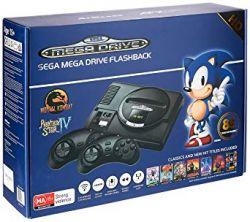 Console Sega  Genesis Mega Drive Flashback HD Classic