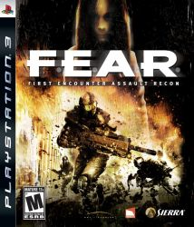 F.E.A.R: First Encounter Assault Recon - FEAR - PS3