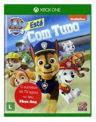 Paw Patrol - Está com Tudo Patrulha Canina - Xbox One