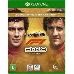 F1 2019 - Legends Edition - Senna e Prost - Xbox One