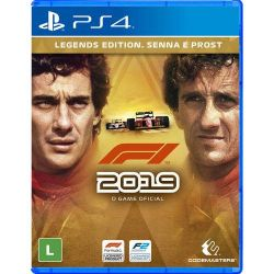F1 2019 - Legends Edition - Senna e Prost - PS4