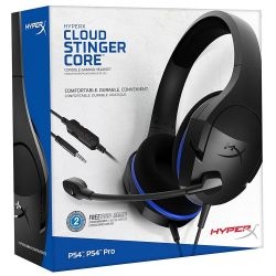 Headset Gamer HyperX Cloud Stinger Core PS4 / Nintendo Switch / Xbox One