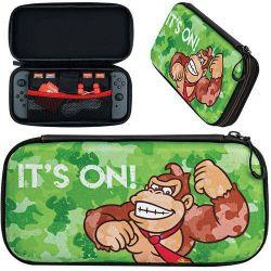 Slim Travel Case DK Camo Edition - Nintendo Switch