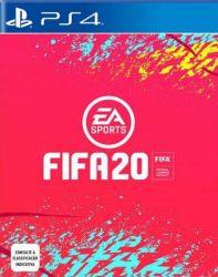 FIFA 20 - Edição Vanilla - PS4