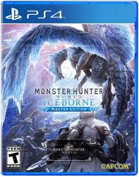 Monster Hunter World: Iceborne - Master Edition - PS4