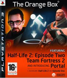 The Orange Box - Seminovo - PS3