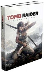 Tomb Raider Limited Edition Strategy Guide (Inglês) Capa Dura