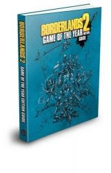 Borderlands 2 Game of the Year Edition Strategy Guide (Inglês) Capa Dura
