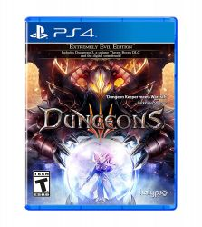 Dungeons 3 - Extremely Evil Edition - PS4