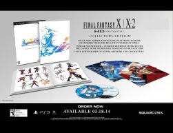 Final Fantasy X / X-2 HD Remaster Collector
