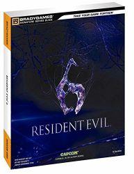 Resident Evil 6 Signature Series Guide (Inglês) Capa Comum