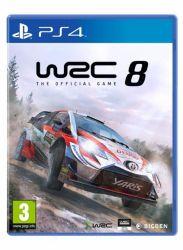 WRC 8 - PS4 (Pré-venda)