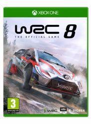 WRC 8 - Xbox One (Pré-venda)