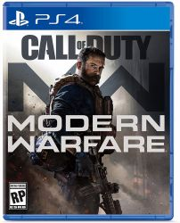 Call of Duty: Modern Warfare - PS4 (Pré-venda)