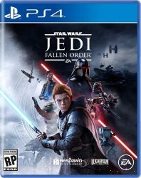 Star Wars Jedi: Fallen Order - PS4 (Pré-venda)