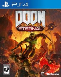Doom Eternal - PS4 (Pré-venda)