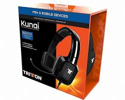 Headset Triton Kunai Stereo - PS4/Mobile