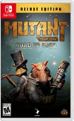 Mutant Year Zero Road to Eden Deluxe Edition - Nintendo Switch
