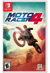Moto Racer 4  - Nintendo Switch