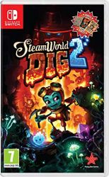 Steamword Dig 2 - Nintendo Switch