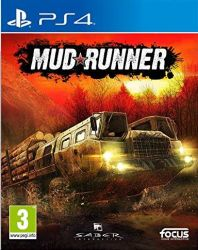 Mud Runner - A Spintires Game - Seminovo - PS4