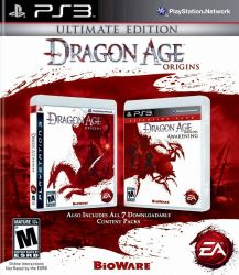 Dragon Age: Origins Ultimate Edition - Seminovo - PS3