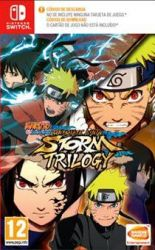 Naruto Shippuden: Ultimate Ninja Storm Trilogy - Nintendo Switch (Digital Download)