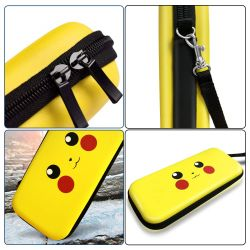 Case Pikachu Pokemon Let