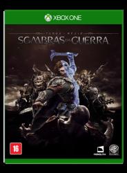 Terra Média: Shadow of War (Sombras da Guerra) - Seminovo - Xbox One