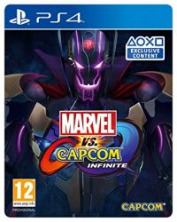 Marvel vs. Capcom: Infinite - Deluxe Edition - PS4