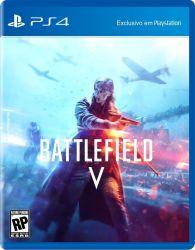 Battlefield V - Seminovo - PS4
