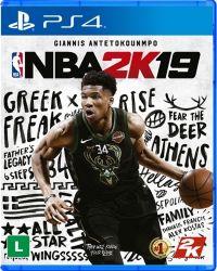 NBA 2K19 - Seminovo - PS4