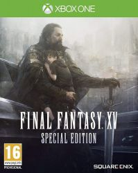 Final Fantasy XV: Steelbook Special Edition - Xbox One