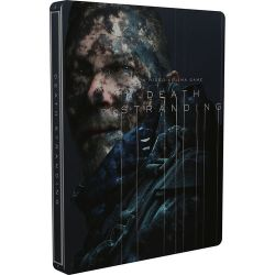 Death Stranding - Steelbook Edition - PS4 (Pré-venda)