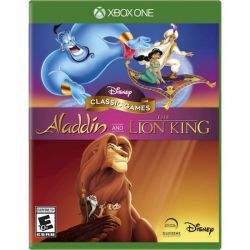 Disney Classic Games: Aladdin e Rei Leão  - Xbox One