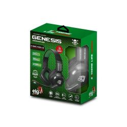 Headset Gamer Genesis - Hgge Power Bass Surround 3D P2 Elg